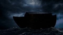 Noahs Ark Stock Footage