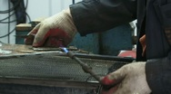 Stock Video Footage of Welding apparatus
