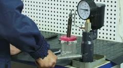Auto repair Stock Footage