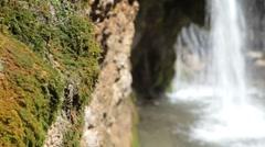 Waterfall Jur-Jur Stock Footage