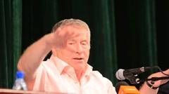 Zhirinovsky VV - stock footage
