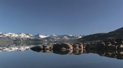Jotunheimen Tyin Norway Stock Footage