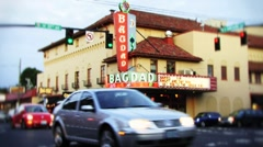 Bagdad Theater Portland Stock Footage