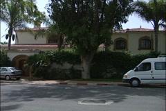 Rabat Upper Class Neighborhood MS of house Stock Footage