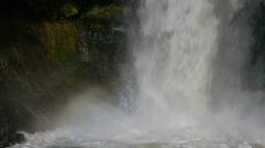 Minnehaha Falls Stock Footage