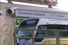 DART Garland-Pond 5 Stock Settings NTSC Stock Footage