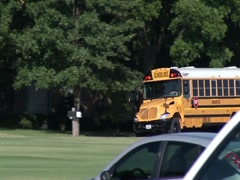 School Bus Driving-Pond 5 Stock Settings HD Stock Footage