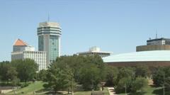City of Wichita, KS Stock Footage