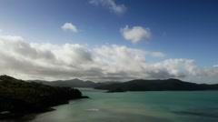 Timelapse Hamilton Island Whitsundays Stock Footage