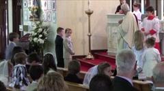 Communion 3 Stock Footage