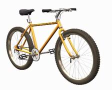 Mountain bike MTB Stock Footage