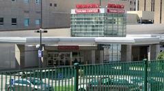 Emergency Trauma Center - stock footage