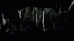 Caves Stock Footage