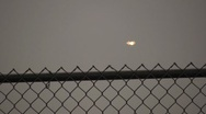 Stock Video Footage of UFO coming in for a landing at the Salt Lake Airport