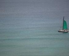 Sailboat 01 PAL - stock footage