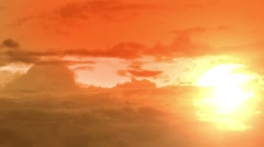 Sunrise - stock footage