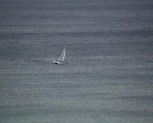 Sailboat 03 PAL - stock footage