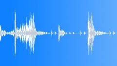 120bpm space drums - loop 1 Sound Effect