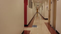 Walk To Examination Room - stock footage