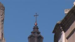 Kostel kp 4 Stock Footage