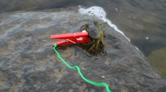 Crab fishing, sequence Stock Footage