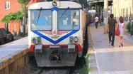 Haydarpasa Train Station Stock Footage