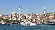 Stock Video Footage of Istanbul, Eminonu