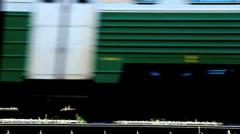 Railcar Stock Footage