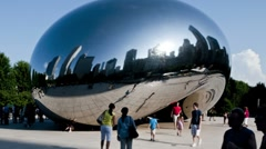 Chicago Artwork - The Bean Stock Footage
