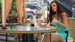 Lounas ravintola Arkistovideo