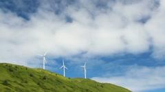 Turbine Hill Stock Footage
