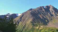 Alpine Pan 1b Stock Footage