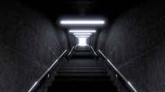 Staircase To Heaven - stock footage