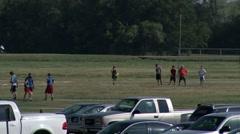 Ultimate Frisbee Medium-Pond5 Settings Stock Footage