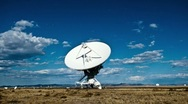 Stock Video Footage of Very Large Array - Time Lapse