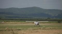Aerobatic Display Stock Footage