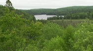 Stock Video Footage of Algonquin Provincial Park