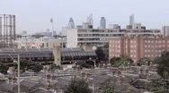 Stock Video Footage of London City View