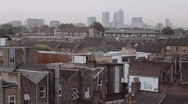 Stock Video Footage of London City View (static)