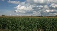 Windmills-15 Stock Footage
