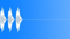 multimedia - triple button 01 - sound effect