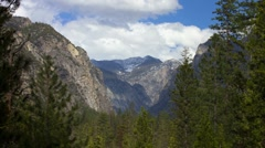 Kings Canyon Stock Footage