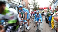 Stock Video Footage of Tour of Denmark 2011