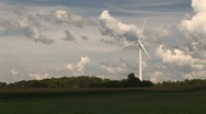 Windmills-5 Stock Footage
