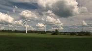 Windmills-3 Stock Footage