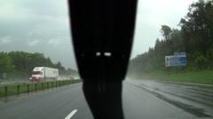 Rain 2 Stock Footage
