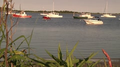 Cape Cod Harbor 3 Stock Footage