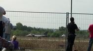 Dassault Rafale Landing Part 2 Stock Footage