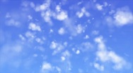 Stock Video Footage of Clouds