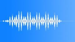 Stutter whoosh 6 Sound Effect